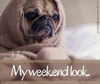 my weekend look