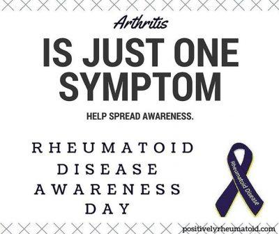 Arthritis is just one symptom