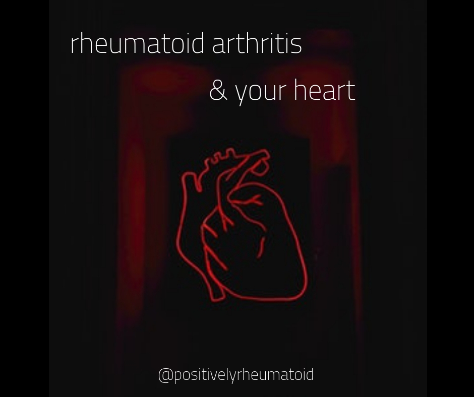 rheumatoid arthritis and your heart